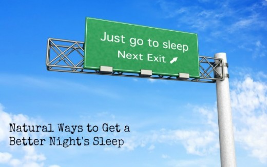 Natural Ways to Get a Better Night's Sleep