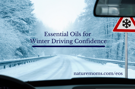 Essential Oils for Winter Driving Confidence -naturemoms.com