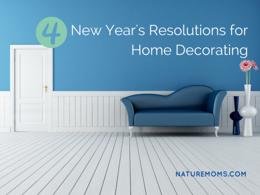 New Year's Resolutions for Home