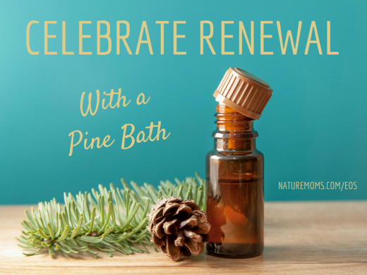 Celebrate Renewal With a Pine Bath - naturemoms.com