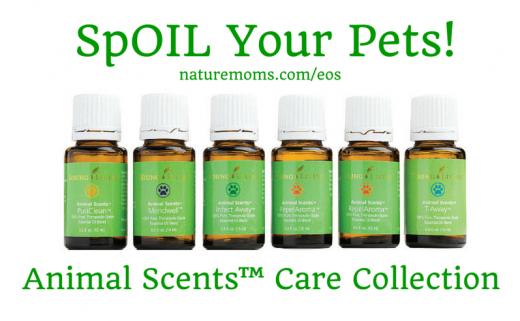 animal scents oil collection