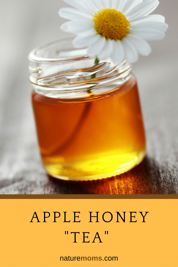 Apple Honey Tea