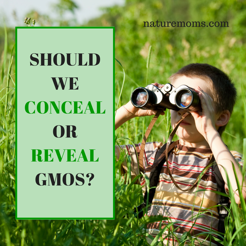 Will Quaker Oats Conceal or Reveal GMOs?