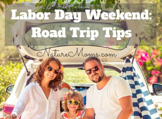 Labor Day Road Trip Family