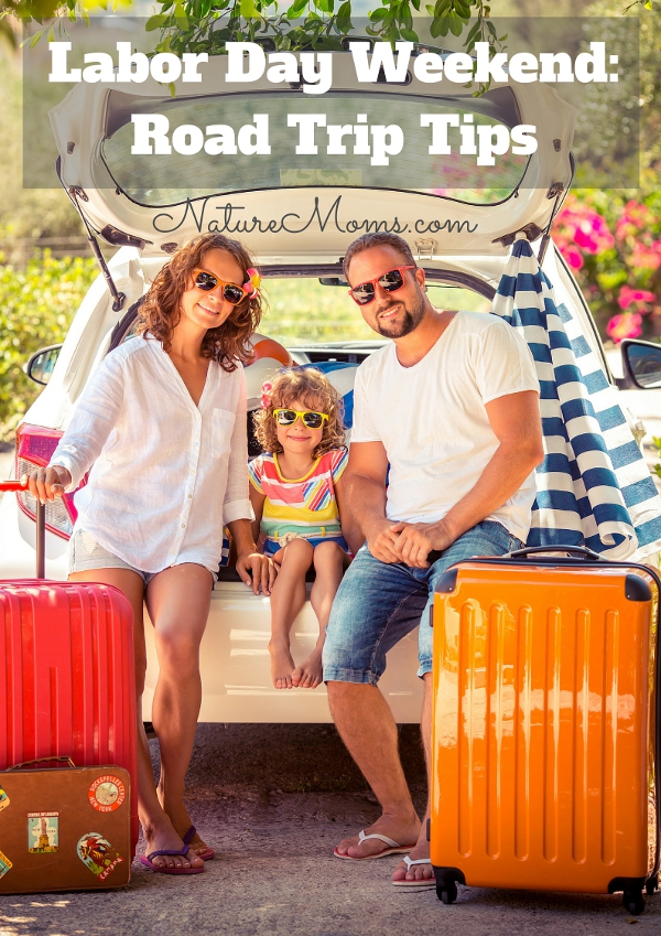Labor Day Road Trip Tips