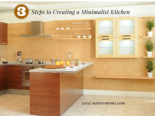 Steps to Creating a Minimalist Kitchen