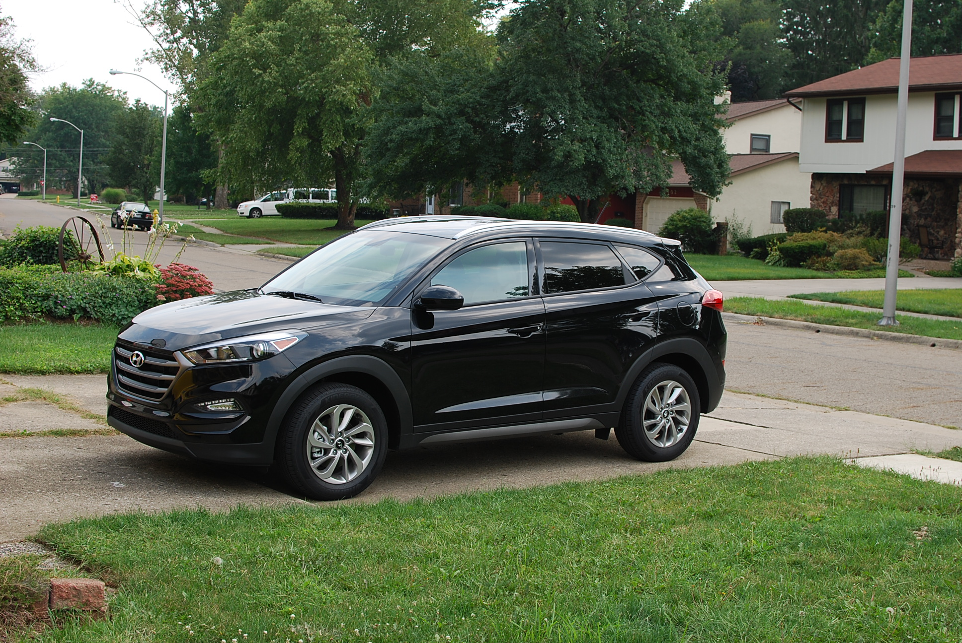 My Week With the Hyundai Tucson