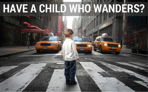 Have a Child Who Wanders