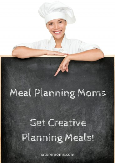 Menu Plans for Moms
