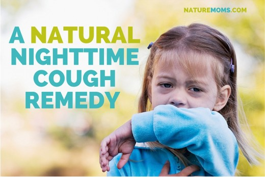 Natural Nighttime Cough Remedy