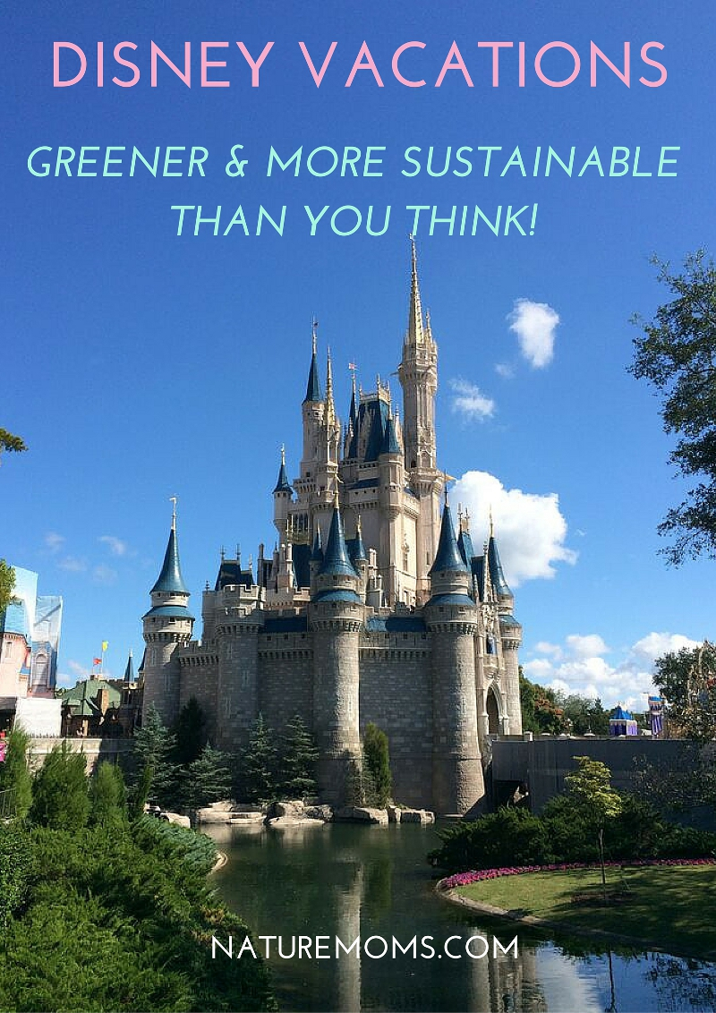Disney Vacations Greener Than You Think