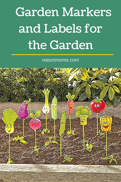 Garden Markers And Labels For Herbs