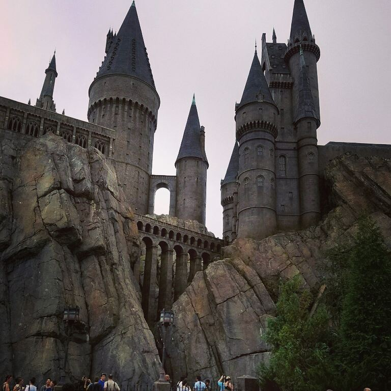 Our Vacation: Universal Studios Was Awesome