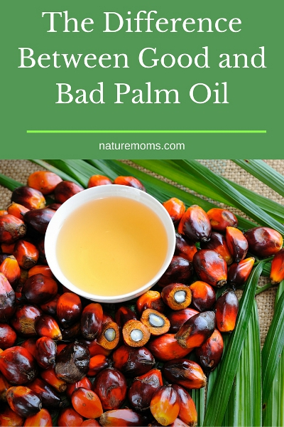 Difference Between Good Bad Palm Oil