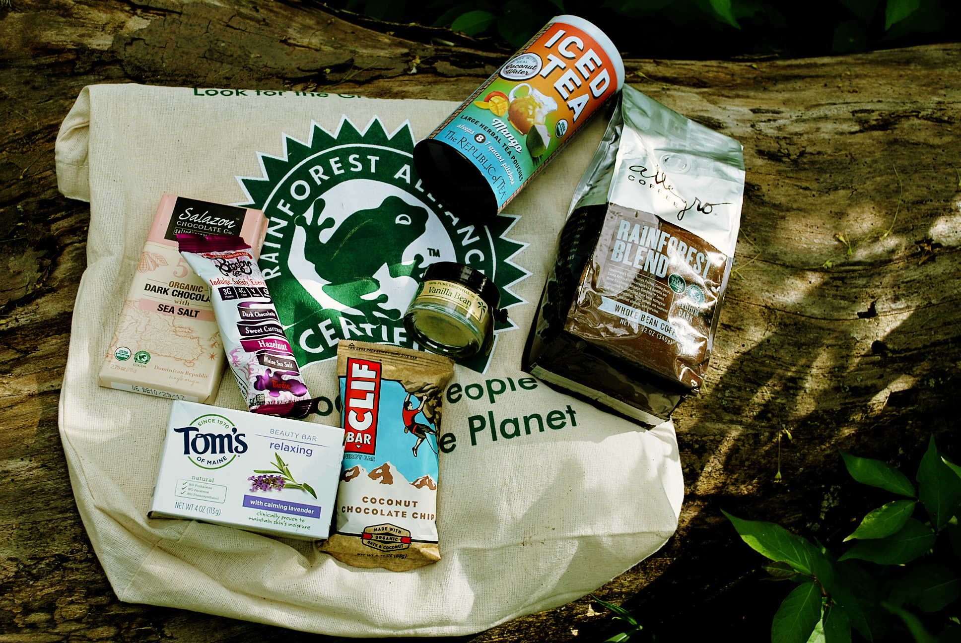 Mother Day Package from the Rainforest Alliance