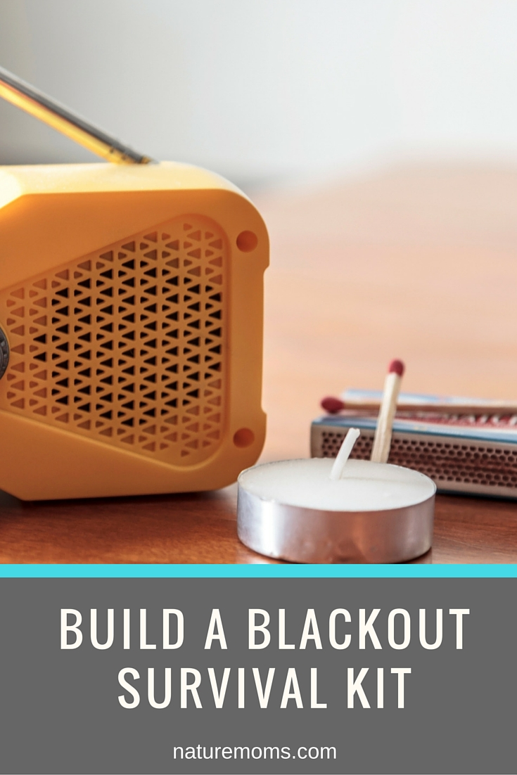 Build Blackout Survival Kit