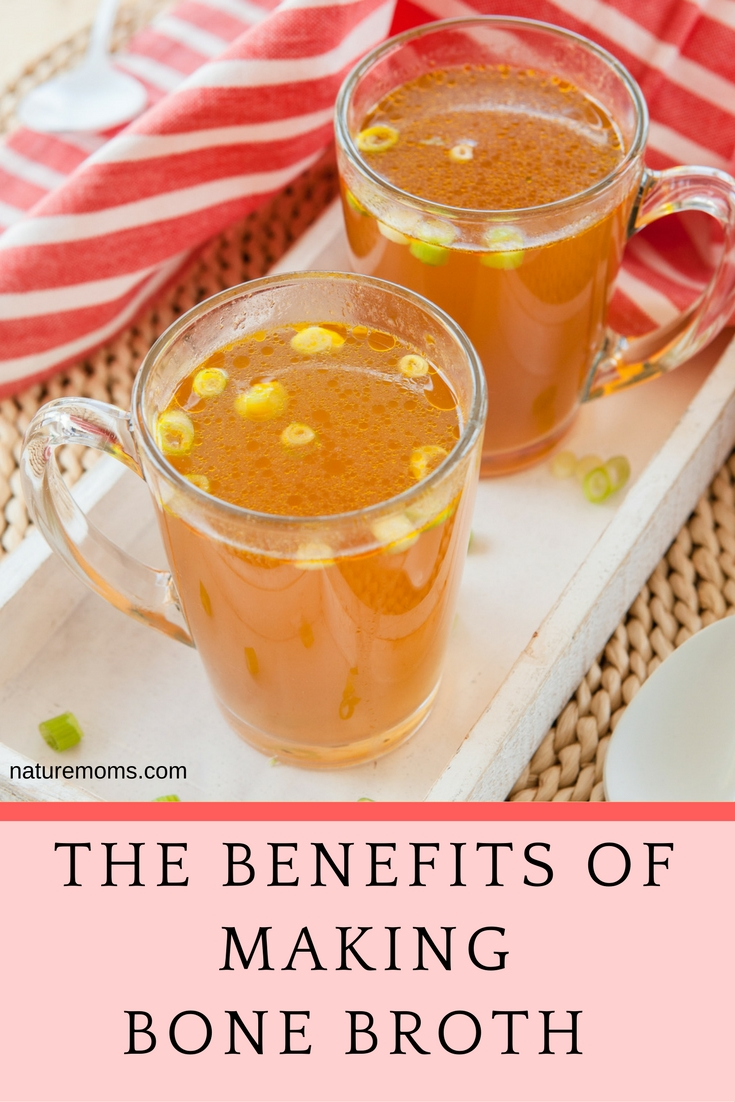 Benefits Of Making Bone Broth