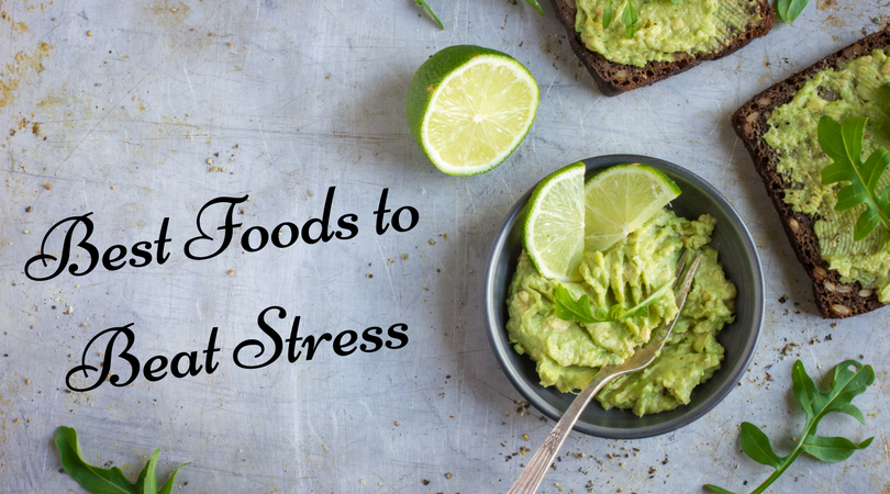 Best Foods to Beat Stress