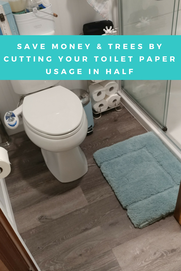 Save Money on Toilet Paper with a Bidet