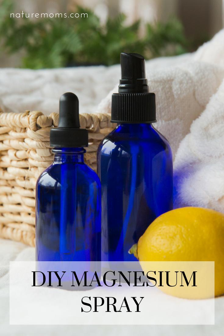 DIY Magnesium Spray