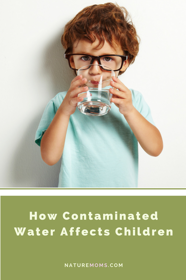 Contaminated Water Affects Children