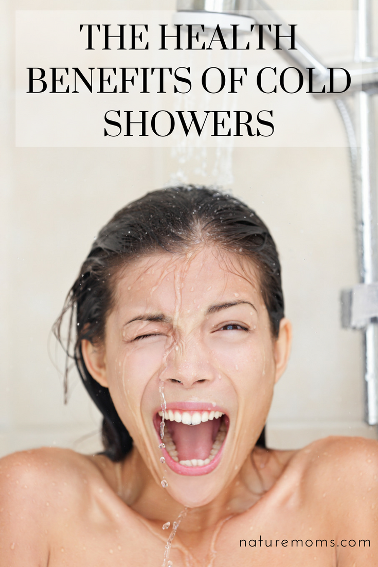 The Health Benefits of Cold Showers