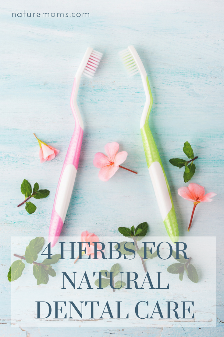 Herbal Tooth Care