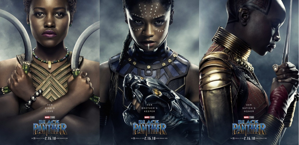 Black Panther is Fueled by Strong Women