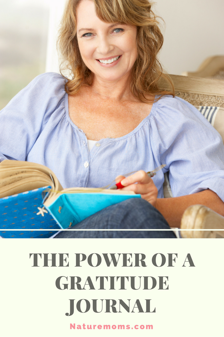The Power Of A Gratitude Journal
