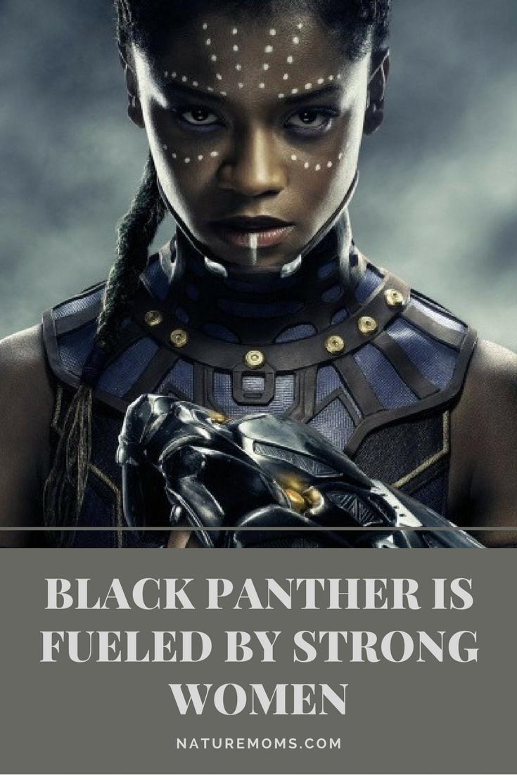 girl power black panther