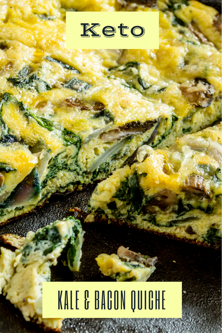 Keto Breakfast Quiche