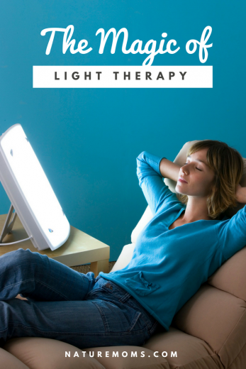Health Benefits Light Therapy