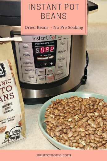 Instant Pot Dried Beans