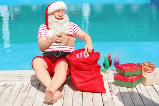 Vacationing During the Holidays