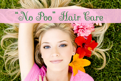 No Shampoo Hair Care Secrets