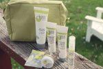 Age defying organic skincare